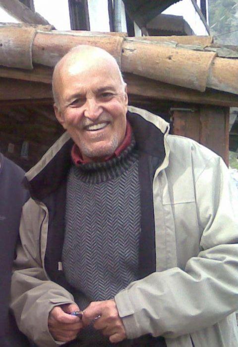 Mehmet Ali Birand'ın Mudurnu Fotoğrafları