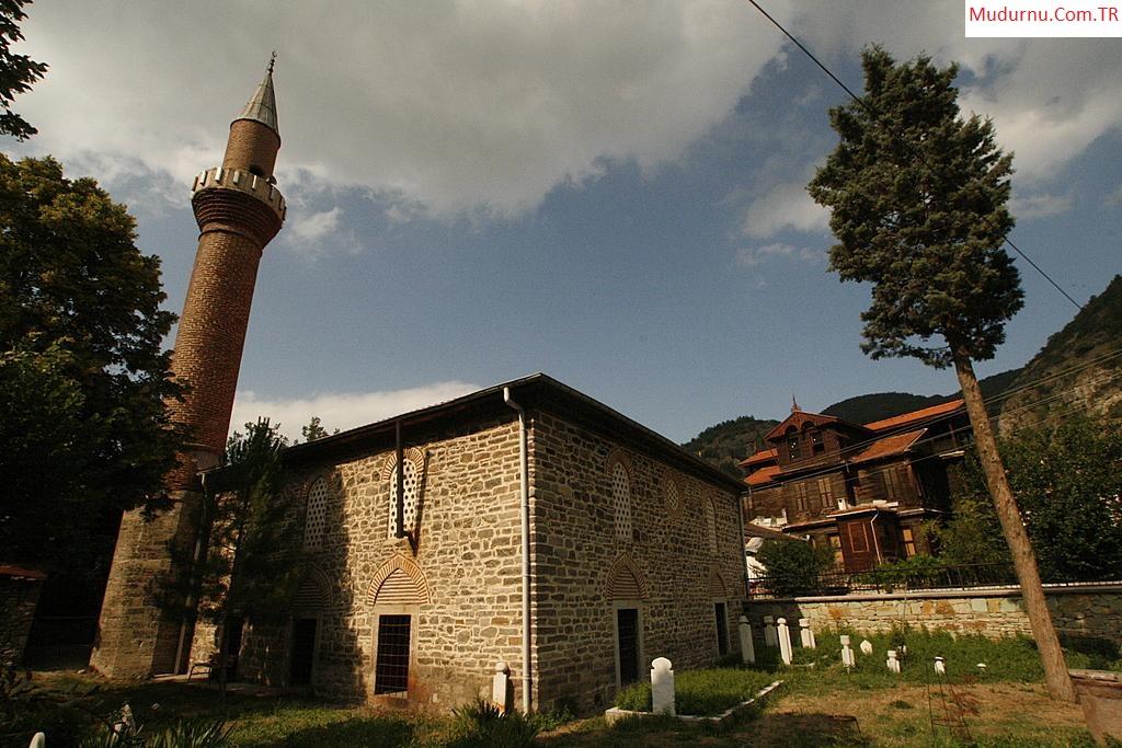 Mudurnu Kanuni Sultan Süleyman Cami Fotoğrafları